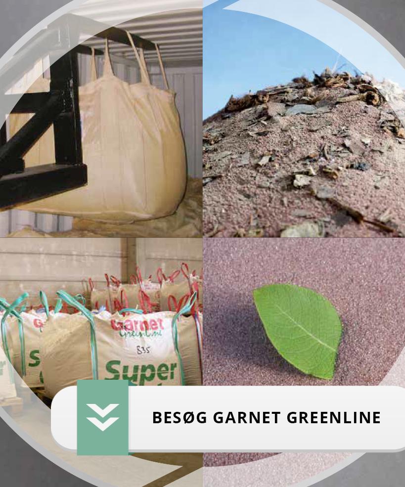 garnet greenline