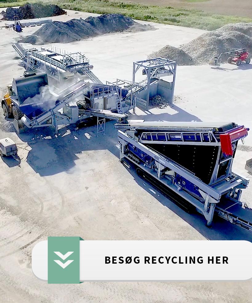 recycling anlæg