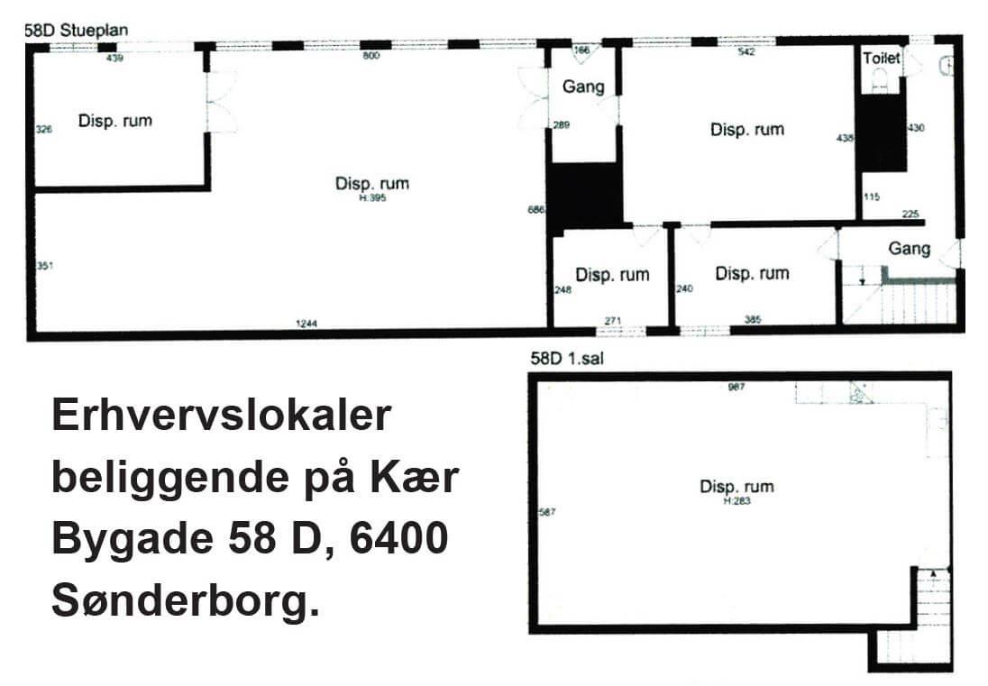 Kær Bygade - 6400 Sønderborg
